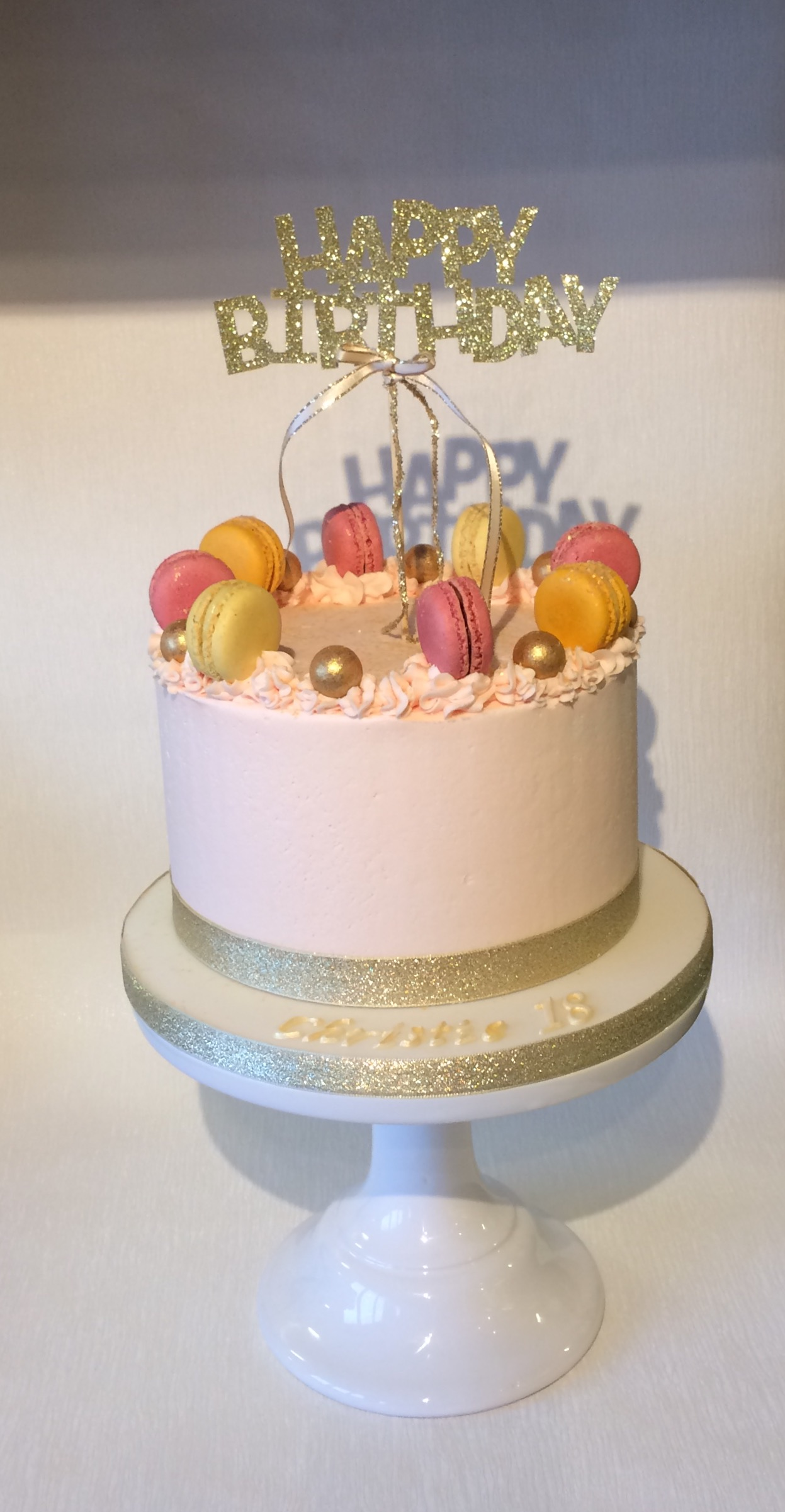 Th Lace Birthday Cake Ideas